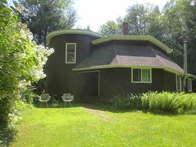 Single Family Home For Sale: 129 Spring Glen Rd