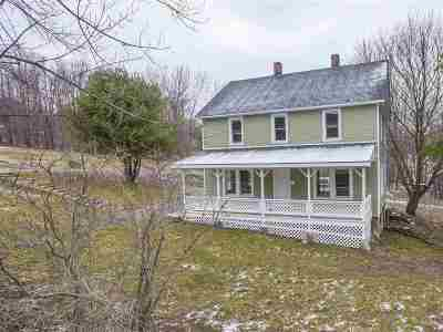 Single Family Home For Sale: 1194 Nys Hwy 17b