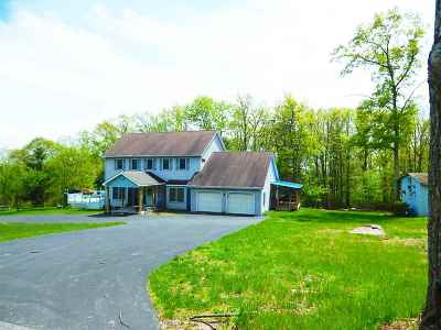 Wurtsboro Single Family Home For Sale: 25 Meadowlark Trail