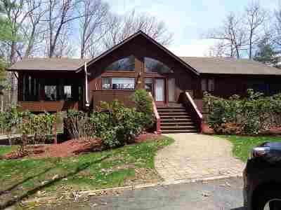 Single Family Home For Sale: 124 Lake Shore Drive South