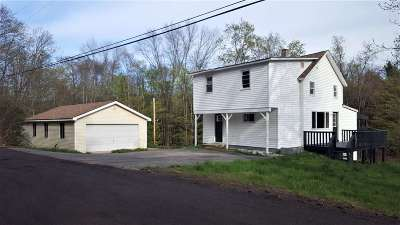 Woodbourne Single Family Home For Sale: 75 Fire House