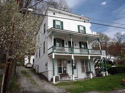 Callicoon Single Family Home For Sale: 44 Upper Main Street