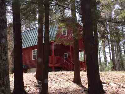 Single Family Home For Sale: 37 Summit