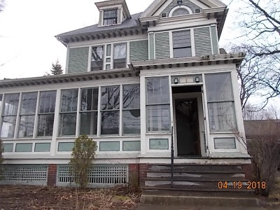 Oneonta NY Single Family Home For Sale: $118,500