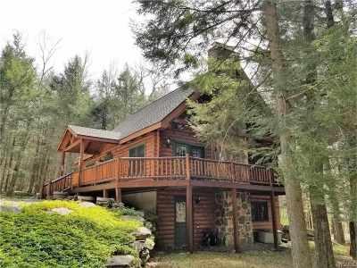 Single Family Home For Sale: 50 Reber Road