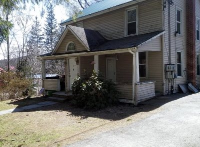 Livingston Manor, Roscoe Multi Family Home For Sale: 1993 Old Route 17