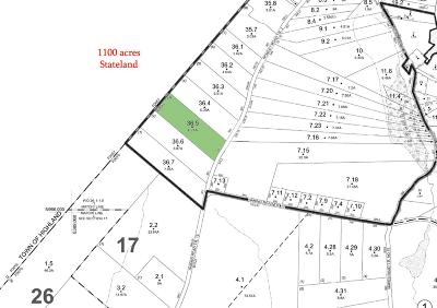 Glen Spey Residential Lots & Land For Sale: Rowley Road