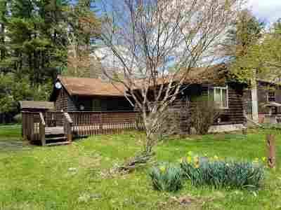 Single Family Home For Sale: 123 E Thompson