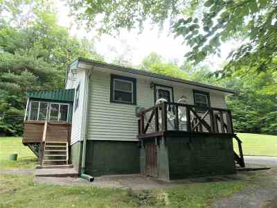 Woodbourne NY Single Family Home For Sale: $79,000