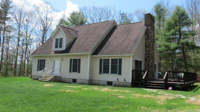 Sullivan County Single Family Home For Sale: 82 Mathias Weiden