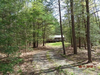 Sparrowbush NY Single Family Home For Sale: $84,900