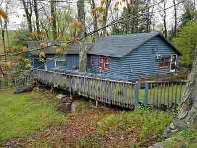 Single Family Home For Sale: 7 Hemlock Ave