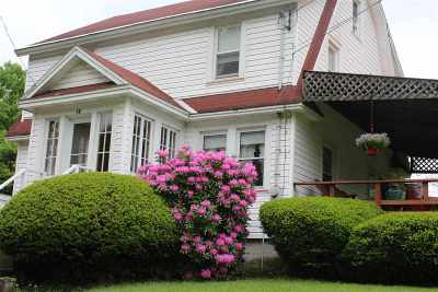 Roscoe NY Single Family Home For Sale: $130,000