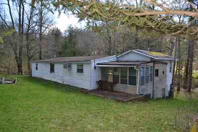 Roscoe NY Single Family Home For Sale: $55,000