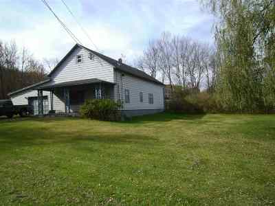 Liberty NY Single Family Home For Sale: $62,900