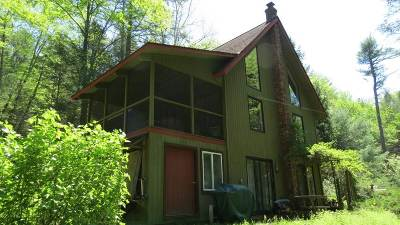 Eldred Single Family Home For Sale: 25 Highland Lake Road