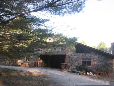 Pond Eddy NY Single Family Home For Sale: $145,000