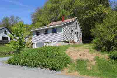 Roscoe NY Single Family Home For Sale: $109,000