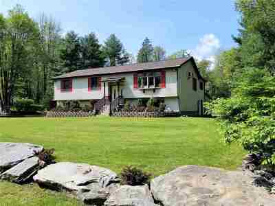 Monticello Single Family Home For Sale: 4 Marjorie