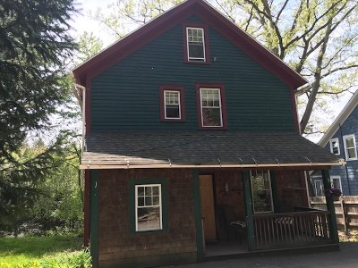 Callicoon Single Family Home For Sale: 6 Mountain View Dr