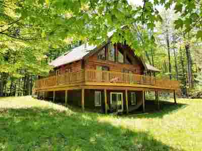 White Lake Single Family Home For Sale: 2793 Nys Hwy 55