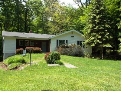 Parksville NY Single Family Home For Sale: $199,000
