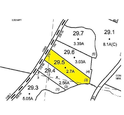 Thompsonville Residential Lots & Land For Sale: Lot 29.5 Thompson Rd.