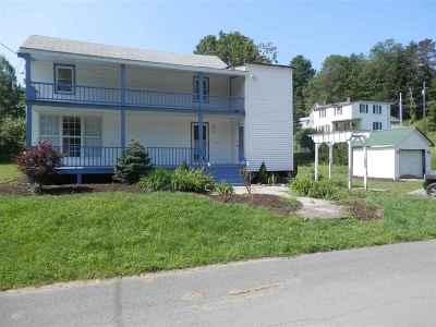 Livingston Manor NY Single Family Home For Sale: $112,900