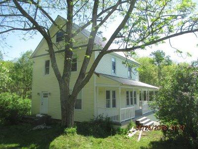 Livingston Manor NY Single Family Home For Sale: $235,000