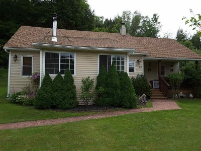 Parksville NY Single Family Home For Sale: $159,900