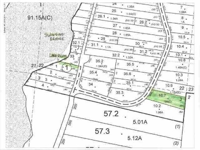Monticello Residential Lots & Land For Sale: (57.-3-10.7) Starlight Drive