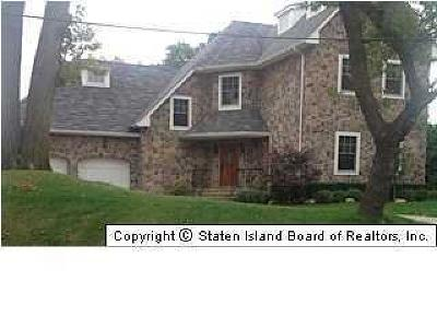 Staten Island NY Single Family Home Closed: $1,325,000