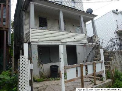 Staten Island Two Family Home Acceptance: 138 Hendricks Avenue