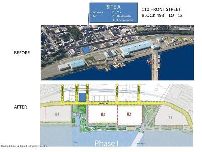 Staten Island Residential Lots & Land For Sale: 110 Front Street