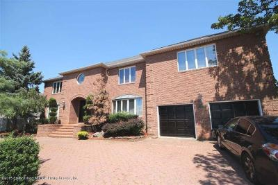 Staten Island NY Single Family Home Sold: $1,348,000