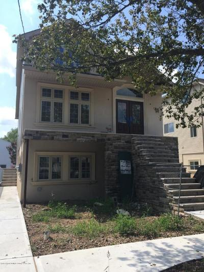 Staten Island Two Family Home For Sale: 406 Manhattan Street