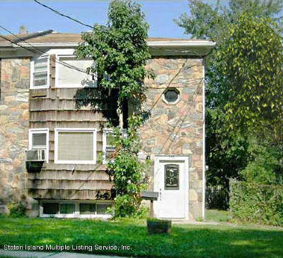 Staten Island Two Family Home For Sale: 545 Annadale Road