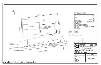 Staten Island Residential Lots & Land For Sale: Amboy Road