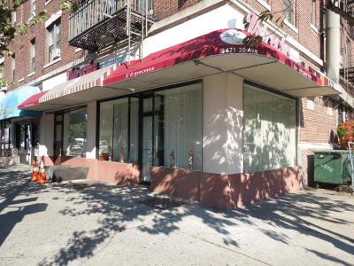 Brooklyn Business Opportunity For Sale: 8421 20th Avenue