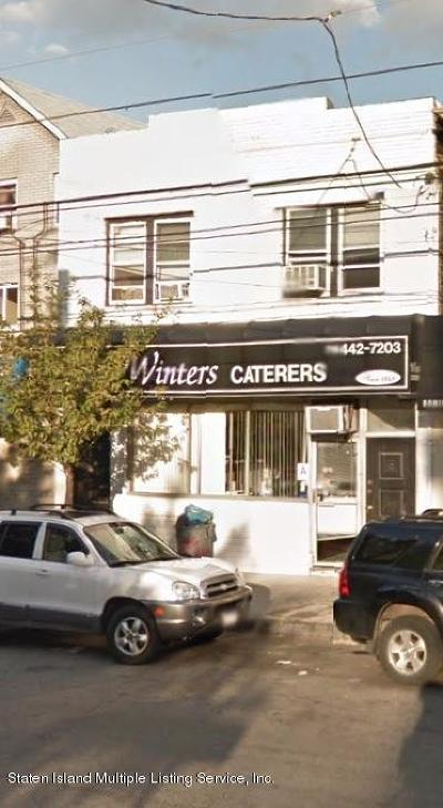 Staten Island Commercial For Sale: 584 Richmond Road #3