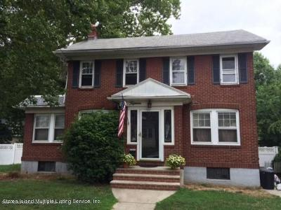 Single Family Home Acceptance: 15 Rokeby Place
