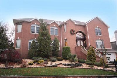 Staten Island Single Family Home For Sale: 165 Nicolosi Dr