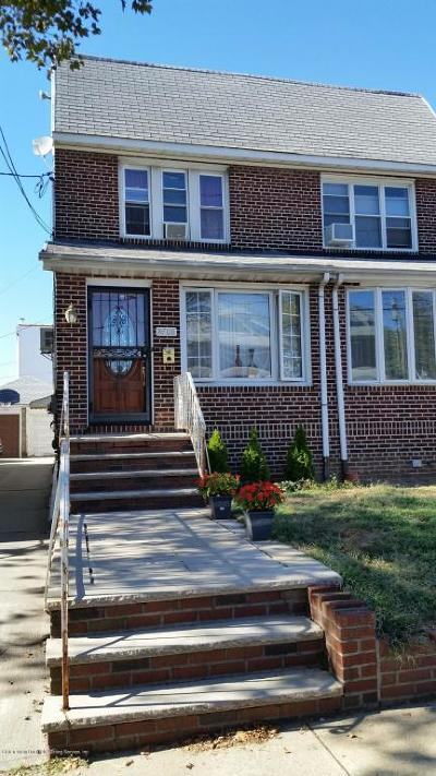 Kings County Semi-Attached For Sale: 7708 10th Avenue
