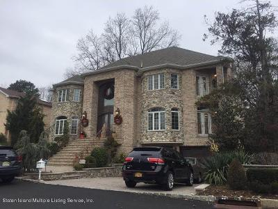 Staten Island NY Single Family Home For Sale: $2,890,000