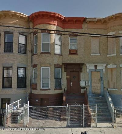 Brooklyn Multi Family Home Acceptance: 2849 W 20th Street