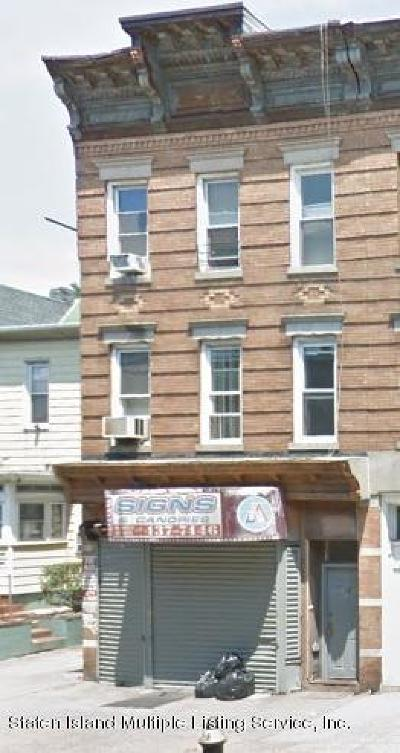 Kings County Commercial For Sale: 819 McDonald Avenue