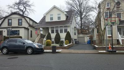 Single Family Home Sold: 13 Aspinwall Street