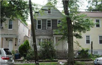Single Family Home Acceptance: 42 Hudson Street