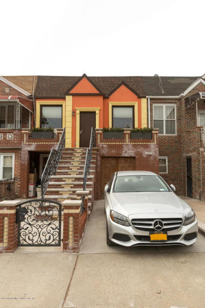 Brooklyn Two Family Home For Sale: 2670 Hubbard Street