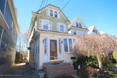 Single Family Home For Sale: 64 Watchogue Road